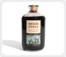 Moorperle Fruchtwein Holunder 1,0 l; 12,5% Vol.