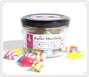 Bunte Mischung Bonbon Manufaktur